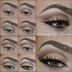 .@vegas_nay | Pictorial Perfection by @beautybyafsoon She used the @Sarah Chintomby Long Faced Cosmetics Matte Eye pal... | Webstagram - the best Instagram viewer
