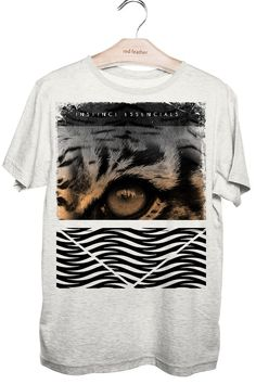 T-SHIRT MASCULINA TIGER - Comprar em Red Feather varejo
