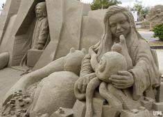World Champion Sand Sculpture Championships - Photos