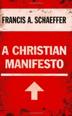 A Christian Manifesto by Francis A. Schaeffer,  I read this after Adam had to read it for a law school course, I believe.  Excellent description of the interplay between secular humanist thought and Biblical worldview in society.