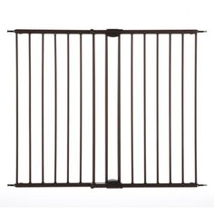 North States Easy Swing And Lock Metal Gate By