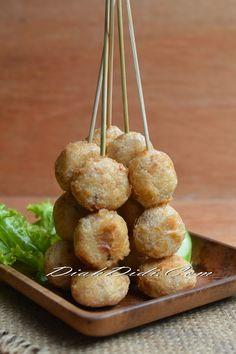 Diah Didi's Kitchen: Sego Gurih & Perkedel Daging