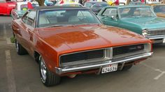 1969 #Dodge #Charger R/T #musclecar #LetsGetWordy