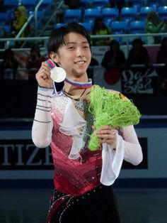 2012GPF medal ceremony