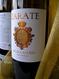 #albariño #zarate extremadamente rico.