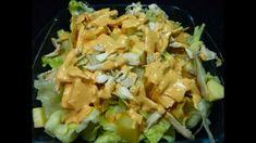 Recetas fáciles de Josean MG: Ensalada de pollo