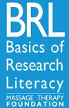 Research Literacy Courses