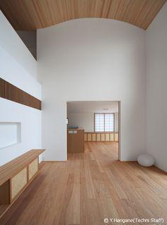 連屋根の家|HouseNote(ハウスノート)