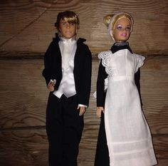 Matthew Crawley & Anna Bates.