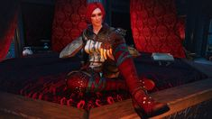 I'm a big fan of Witcher games and books. My favorite character is Triss Merigold, but I'm a sucker for sorceresses. Witcher 3 Wild Hunt, The Witcher 3, Triss Merigold, Geralt Of Rivia, Hail Storm, Medieval, Cosplay, Auradon, Anime