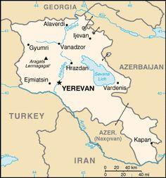 Outline of Armenia