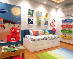 DDekor-Çocuk Odaları Duvar Dekorasyonu-4