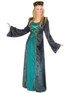 Lady In Waiting Adult Costume...($38.00 $25.49)