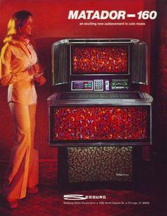 Matador 160 jukebox