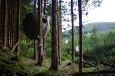 Tree Tents by Luminair