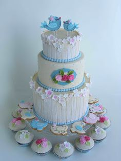 Muchas buenas ideas de tortas