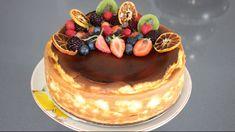 1 DİLİMİ 24 LİRA FİYATINA 12 KİŞİLİK SAN SEBASTIAN CHEESECAKE TARİFİ /Azime Aras - YouTube Cheesecake, Youtube, Desserts, Food, Tailgate Desserts, Meal, Cheese Cakes, Dessert, Eten