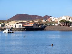 Beach at Las Galletas, Costa del Silencio | Flickr - Photo Sharing!