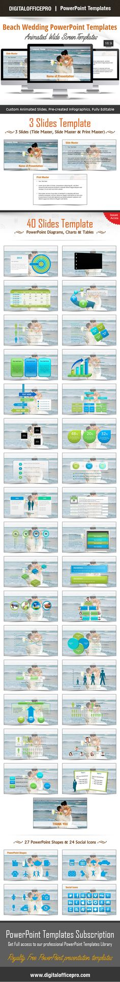 Hypodermic Needles PowerPoint Template Backgrounds Hypodermic needle - wedding powerpoint template
