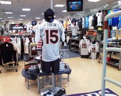 you know how hard it is to find a tim tebow jersey or for that matter a shirt in york pa? it's a freakin pain in the ass!!!