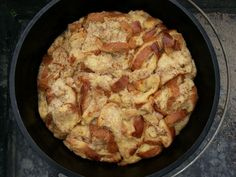 Dutch Oven French Toast