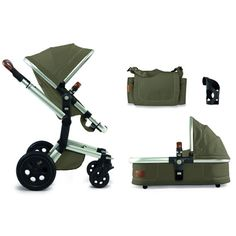 Joolz Day Earth Special Edition Pushchair Turtle Green |Babys-Mart