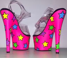 140ey, I found this really awesome Etsy listing at https://www.etsy.com/listing/229084680/neon-stars-sexy-rainbow-glitter-star