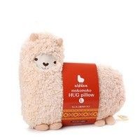 Wish | Aunt Merry Mokomoko Llama Alpaca Hug Pillow Cushion Doll (beige)