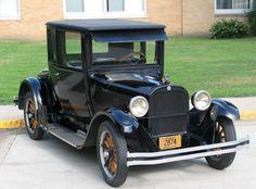 An Antique Car