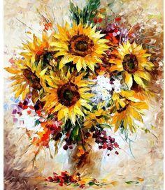 Sunflower Season ~ Paint By Numbers US®