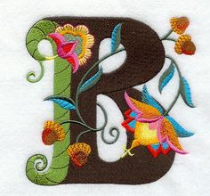 Machine Embroidery Designs at Embroidery Library! - Color Change - U8130