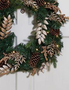 Paillettes Noir Floral Sequin 6 cm Christmas Tree Baubles-Pack de 18