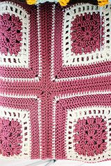 Afghan - Crocheted