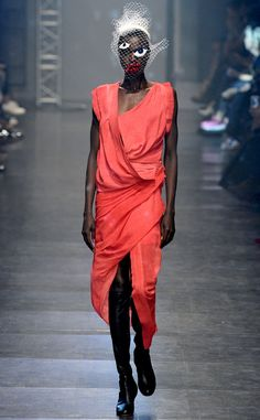 Vivienne Westwood from Best Looks at Paris Fashion Week Spring 2016 | E! Online