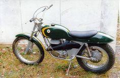 OSSA Pluma / Plonker  250 1969-71