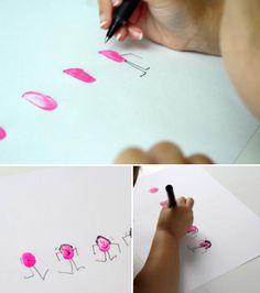 Thumbprint People