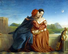William Dyce, Francesca da Rimini