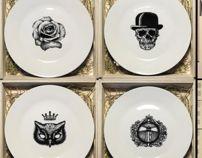 Dish Set by Ien Levin