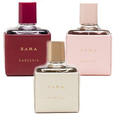 Gardenia, Orchid and Vanilla by Zara (2016)