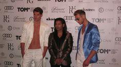 HD Homme Presents Outstanding Menswear Show at TOM*//Design & Technology In Men's Fashion (Toronto Men's Fashion Week 2014)