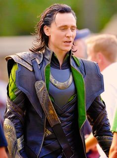 Loki  Thor/The Avengers  Tom Hiddleston