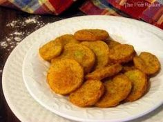 southern fried squash