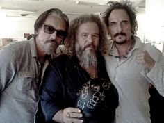 Chibs // Bobby // Tig // Sons Of Anarchy -- if any of these characters die this season, i will be soooooooooo angry. Top Tv Shows, Movies And Tv Shows, Soa Cast, Mark Boone Junior, Kim Coates, Sons Of Anarchy Samcro, Sons Of Anarchy Motorcycles, Harley Davidson, Tommy Flanagan