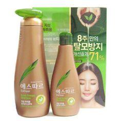 Aekyung Esthaar Scalp Energy Shampoo Set (Normal to Dry) by Esthaar Scalp Energy Shampoo Set. $24.50. Esthaar Scalp Energy Shampoo 400g + 180g. Esthaar Scalp Energy Shampoo 400g + 180g