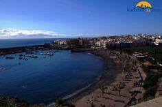 Playa San Juan – Ruhig gelegener Strand im Hafen von San Juan