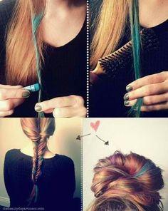 Haarkreide