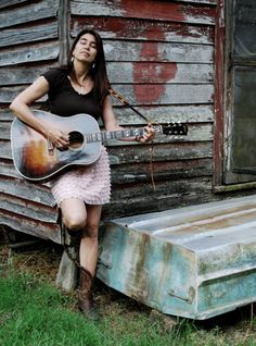 """TPR#15 Yvette Landry - Interview And Music - """"Ms Landry has made herself (and us!) one fine disc here. The writing and singing show a depth and confidence that belies the fact that this is her first effort. 16 songs, all written by her, run the gamut from heart-on-the-sleeve ballads to kick-ass romps. """""""