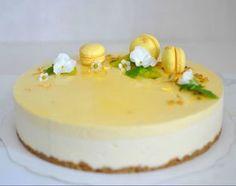 Passion fruit and white choc by Kettu & Raparperi