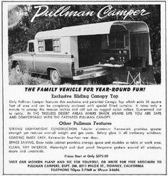 vintage camper shells - The 1947 - Present Chevrolet & GMC Truck Message Board Network Pickup Camper, Car Camper, Jeep Pickup, Camper Trailers, Travel Trailers, Rv Truck, Truck Camping, Gmc Trucks, Truck Bed