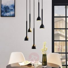 Ceiling Lights, Lighting, Pendant, Castle, Home Decor, Products, Black Gold, Ceiling Lamp, Dinning Table